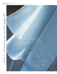 č.06 - Hedvábná šála ARTY´S (Ponge 5) - 45x180cm