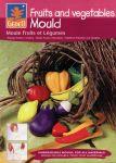 č.12 - Forma na odlitky GEDEO (Pébéo) - ovoce a zelenina