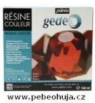 č.29 - Barevná křišťálová pryskyřice GEDEO (Pébéo) -  oranžová 150ml