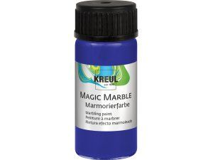 Mramorovací barva MAGIC MARBLE č.09 - 20ml fialová