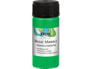 Mramorovací barva MAGIC MARBLE č.14 - 20ml světle zelená