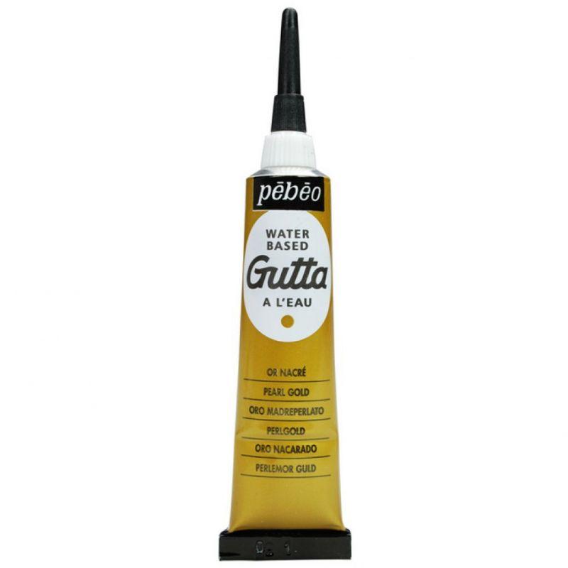 č.003 - Gutta č.3 - 20ml zlatá (Pébéo)