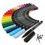 Koi Coloring Brush Pen (Sakura) - jednotlivě