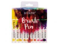 Sada Ecoline Brush pen - 20ks