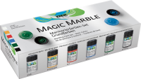 Sada mramorovacích barev MAGIC MARBLE