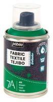 Barva na textil ve spreji (Pébéo) - 100ml Zelená