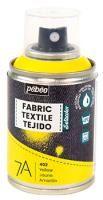 Barva na textil ve spreji (Pébéo) - 100ml Žlutá