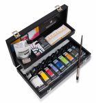 Kufřík Sennelier s akrylovými barvami Abstract