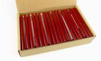 Manuscript - pečetní vosk (do pistole) - červený 1 kus