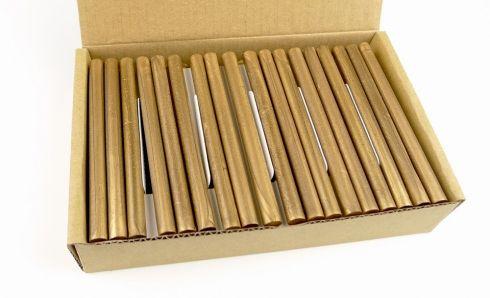 Manuscript - pečetní vosk (do pistole) - zlatý 1 kus