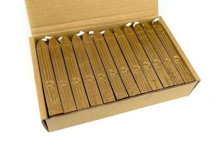 Manuscript - pečetní vosk (s knotem) - zlatý 1 kus