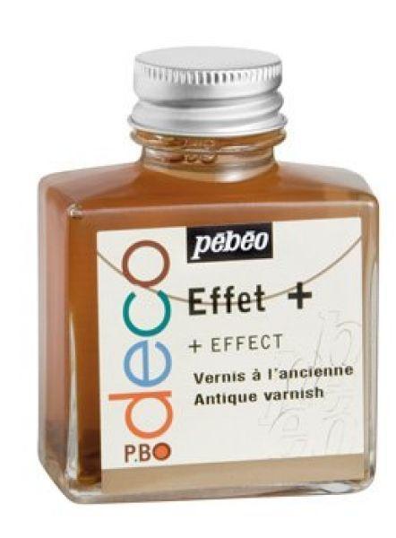 P.BO Déco Effect+ Antický lak 75ml