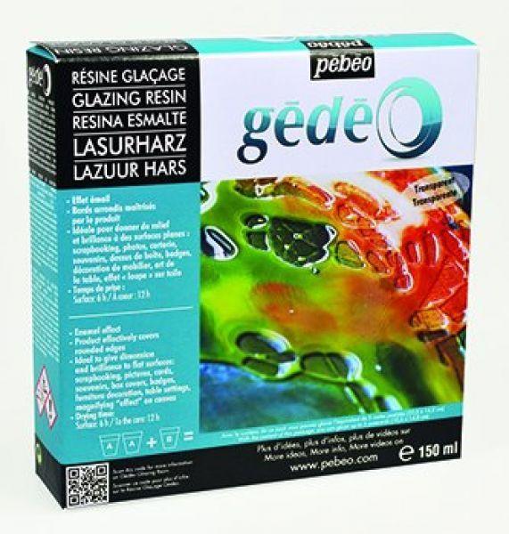 Gédéo glazurovací pryskyřice sada 150 ml
