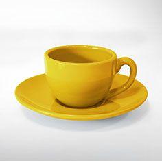 Lesklá glazura - (1kg) - citrónově žlutá
