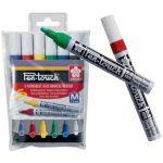 Sada Pen Touch Sakura 6ks barevných fixů 2 mm